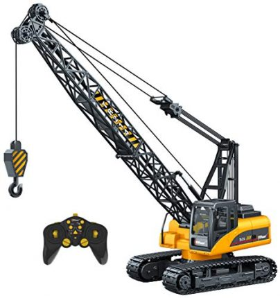 Top Race 15 Channel Remote Control Crane, Proffesional Series,