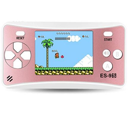 ZHISHAN Handheld Game Console for Children Built in 168 Classic