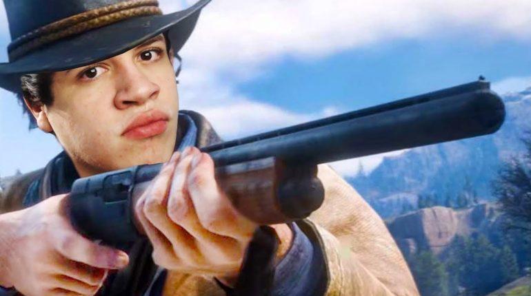 ARTHURZÃO TÁ RUIM! - Red Dead Redemption 2