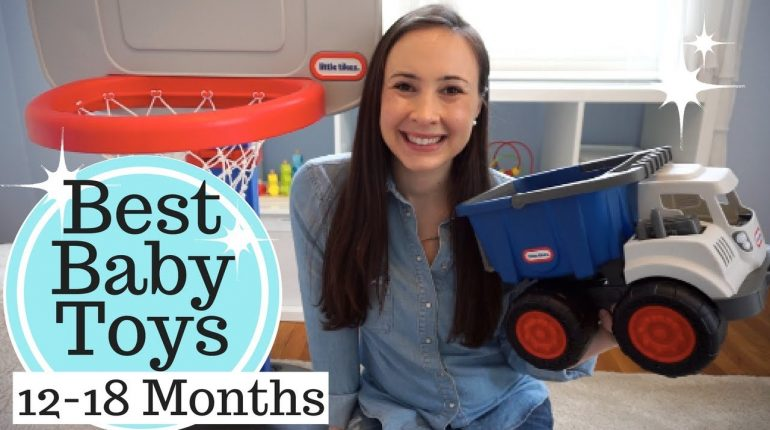BEST BABY TOYS 12 - 18 MONTHS OLD! My Toddler Boy's Favorite toys...