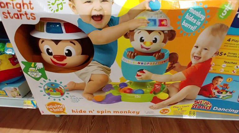 Baby / Toddler Toys at Walmart 2018 - Part 3