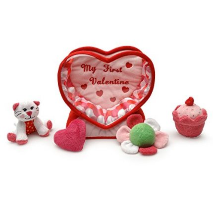 Baby's My First Valentine's Day Playset & Gift Idea