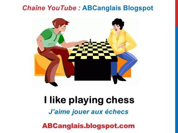 Cours d'anglais 40 - Les hobbies Les passe-temps Les loisirs Le t...