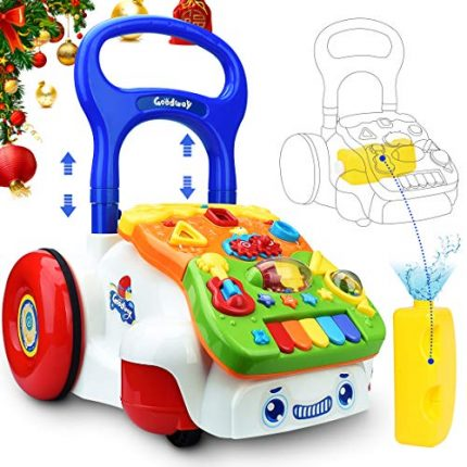 Forstart Sit-to-Stand Learning Walker Push and Pull Activity