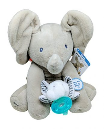 Gift For New Baby – Flappy the Elephant and Elephant Wubba Nub