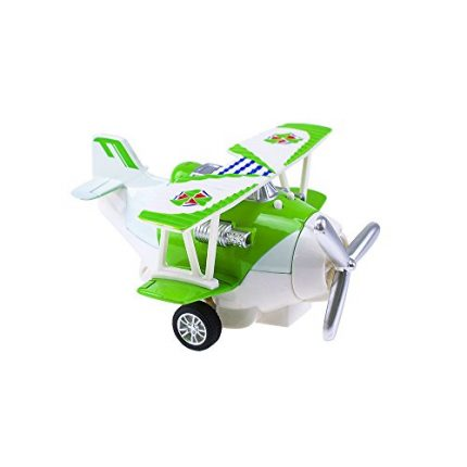 HSOMiD Pull Back Vehicle for Toddler,Mini Airplanes Pull Back and
