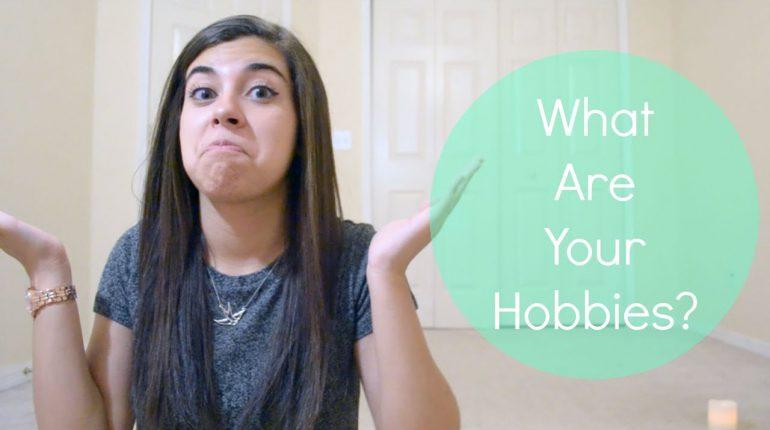 I Have No Hobbies!