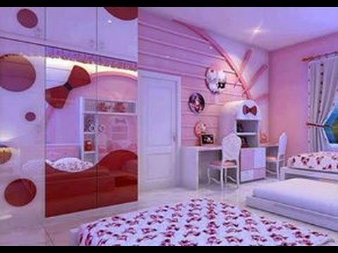 Kids Room designs - for girls and boys , Interior furniture ideas...