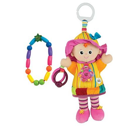 LAMAZE - My Friend Emily Gift Set, Baby's First Doll to Encourage