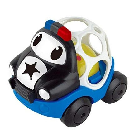PER Baby Soft Toy Car with Teether, Light,Sound Toy Vehicles