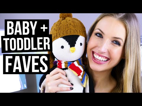 September Favorites || Baby & Toddler Toys and Products!