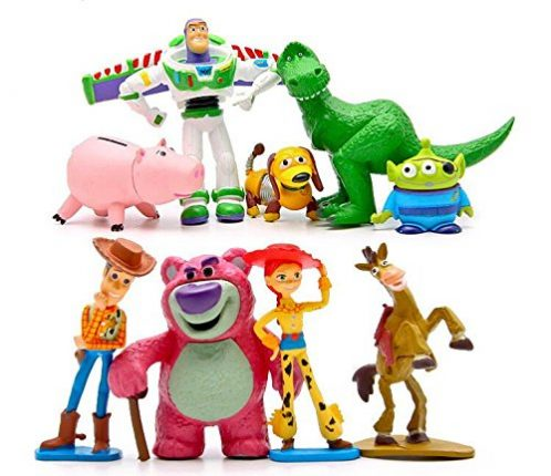Toy Story Full Collection: Sheriff Woody,Buzz