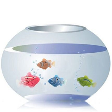vinmax Swimming Robot Fish Activated in Water Magical Electronic